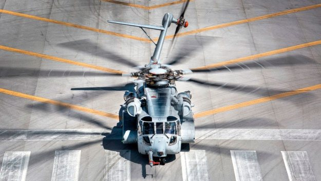 Sikorsky CH-53K King Stallion Crazy Expensive New Helicopter That Costs More Than F-35