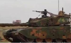 Type 99/A/A2 Main Battle Tank