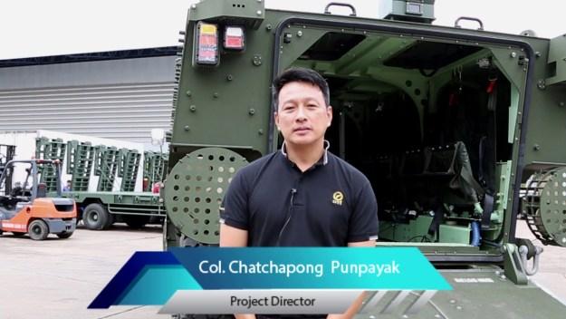 AAPC (Amphibius Armored Personel Carrier)