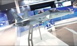 ADEX 2017: Hanwha Systems details KF-X fighter jet avionics