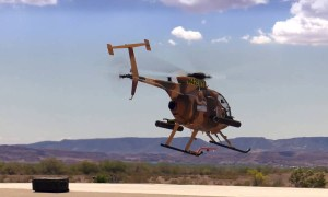 MD 530F Cayuse Warrior