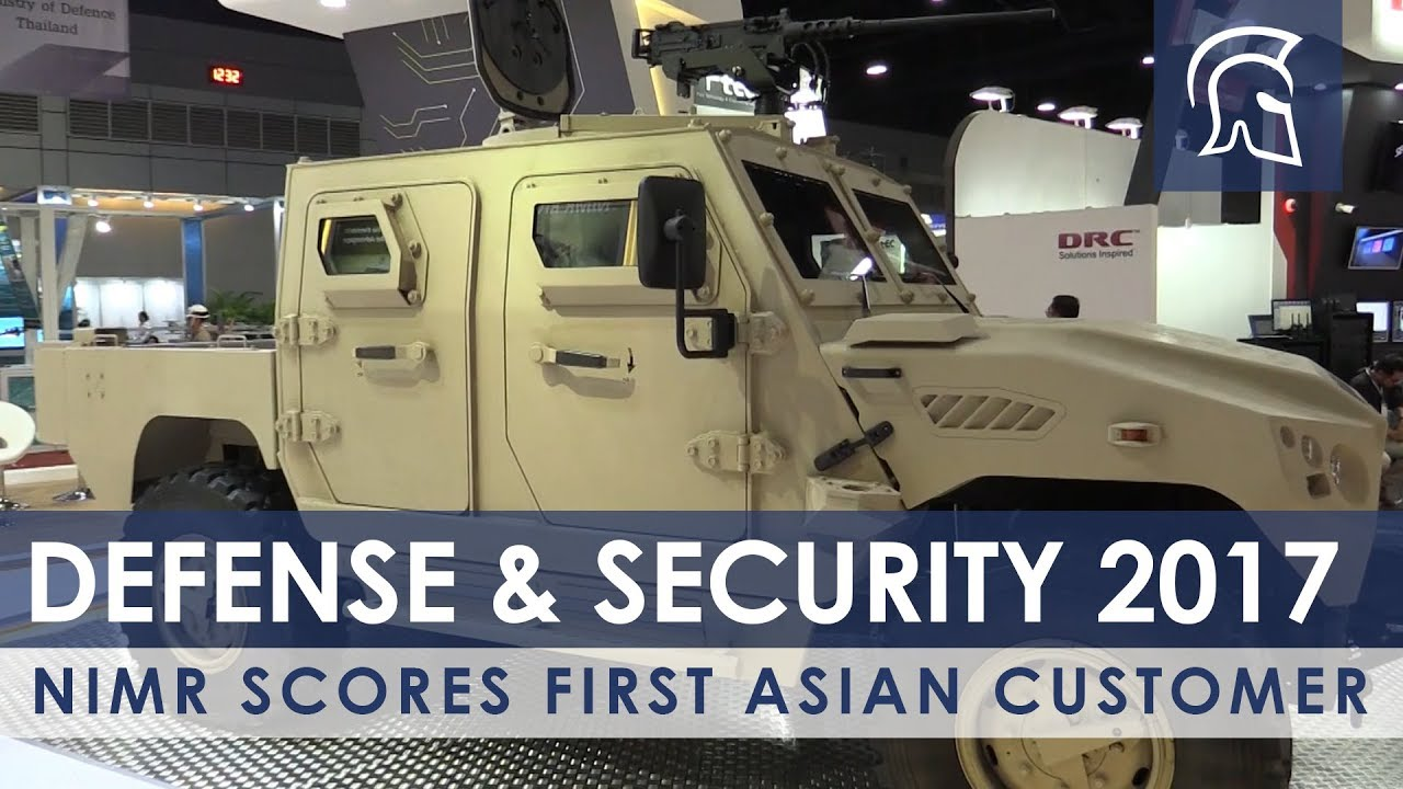 Nimr Scores First Asian Customer