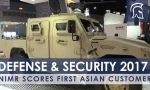 Nimr Scores First Asian Customer