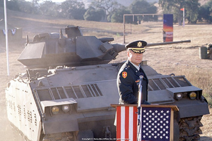 Pentagon Wars - Bradley Fighting Vehicle Evolution