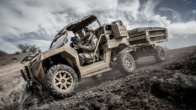 Polaris Defense MRZR