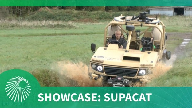 Showcase: Supacat's LRV400