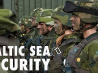 Baltic Sea security - a shared priority for Sweden and NATO