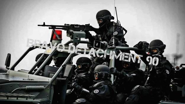 Bravo Detachment 90