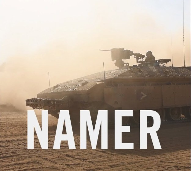 Namer Heavy Armoured Infantry Fighting Vehicle