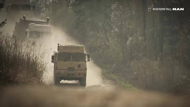 Rheinmetall MAN Military Vehicles