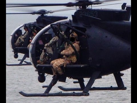 160th Special Operations Aviation Regiment (Night Stalkers - 160th SOAR)