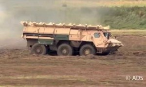 Rheinmetall ADS The Active Defence System – Test scenarios