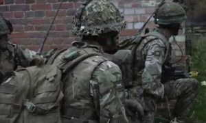 British Army: Exercise Resolute Tiger