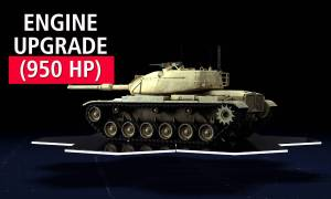 M60 Tank Service Life Extension Program (SLEP)