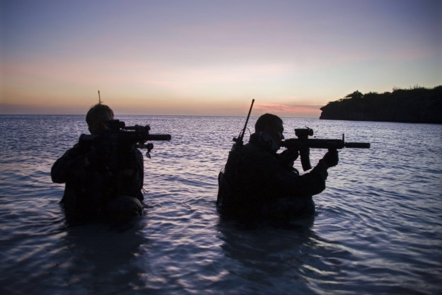 Netherlands Maritime Special Operations Forces (NL MARSOF)