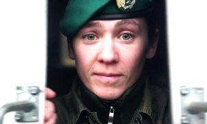 Norway's female tank commander deployed in Lithuania