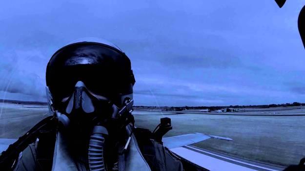 RAAF F/A-18A Hornet fighter aircraft