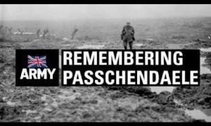 Remembering Passchendaele