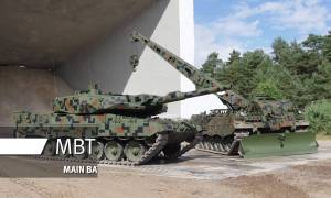 Rheinmetall Leopard - Family of vehicles