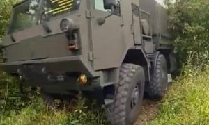 Tatra 815-7 Heavy Army Logistics Vehicle