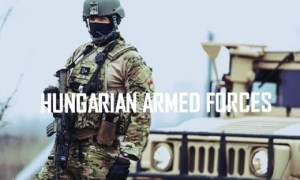 Hungarian Armed Forces 2018