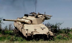 Argentine Army TAM 2C Medium Tank