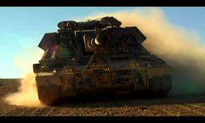 AS90 Braveheart 155mm Self-Propelled Howitzer