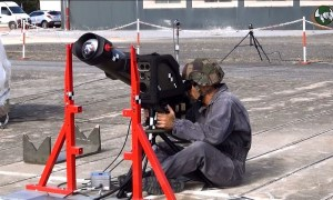 MMP fifth generation land combat missile system - MBDA