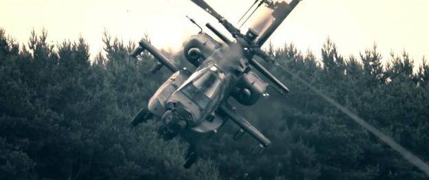 Apache Demo Team Koninklijke Luchtmacht