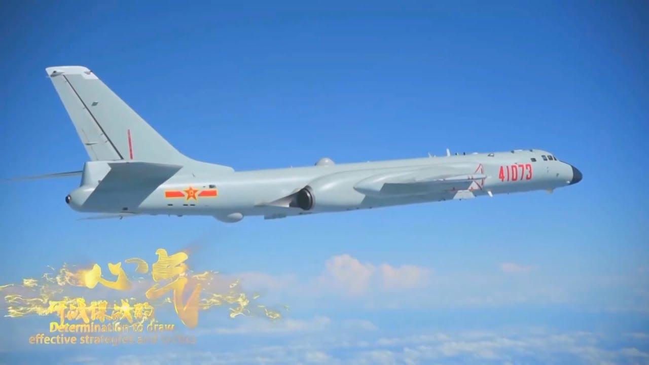H-6K Nuclear Capable Long Range Strategic Bomber