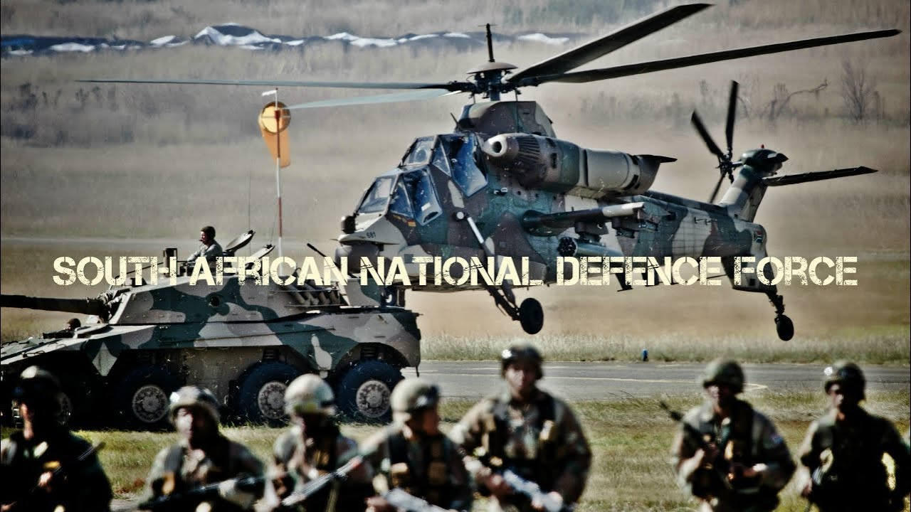 South African National Defence Force