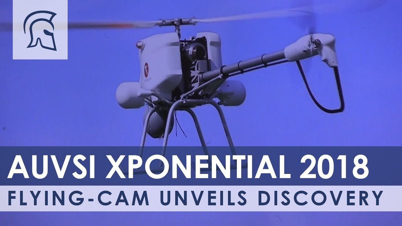 Flying-Cam Unveils Discovery