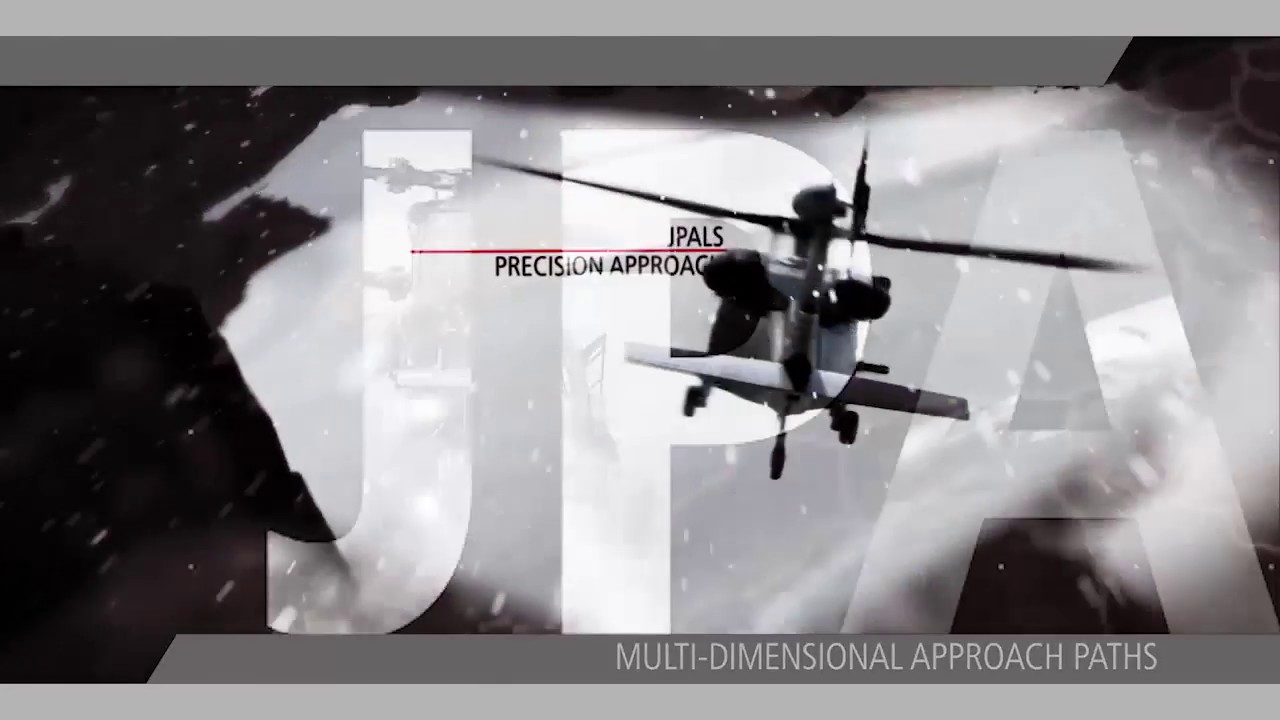 Joint Precision Approach and Landing System