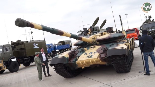 KADEX 2018 Day 2: Kazakhstan Defense Industry latest innovations