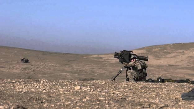 MILAN Light anti-tank infantry missile