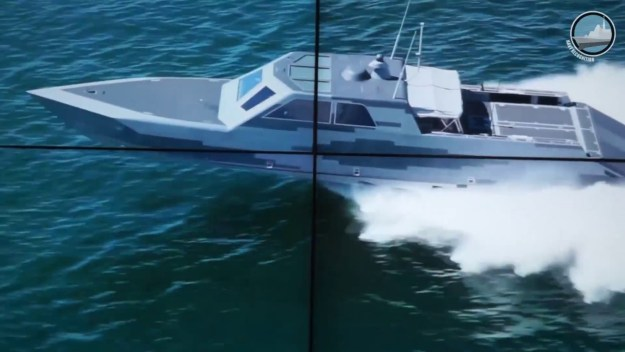 Naval products at SOFIC 2018 Special Operations Forces Industry Exhibition