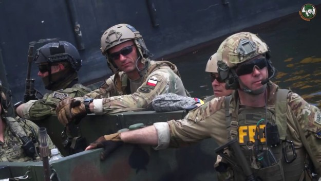 SOFIC 2018 International Special Operations Forces Capabilities Demonstration