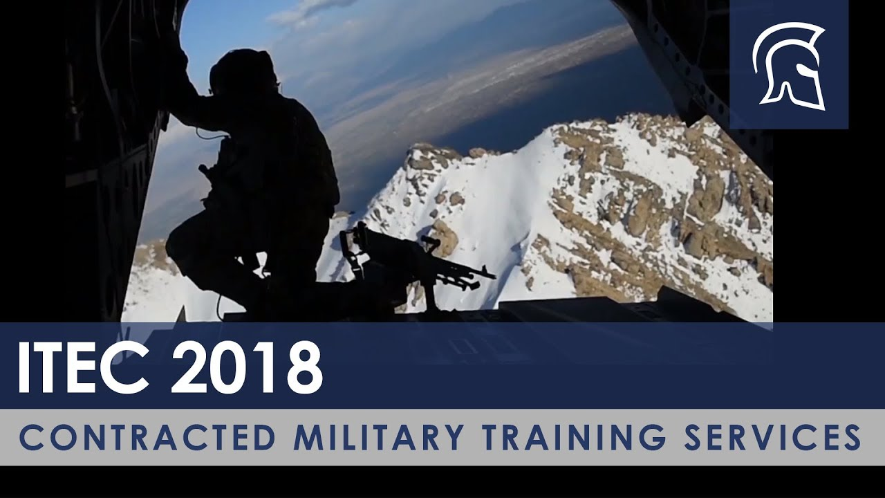 The Role Of Contracted Services In Military Training