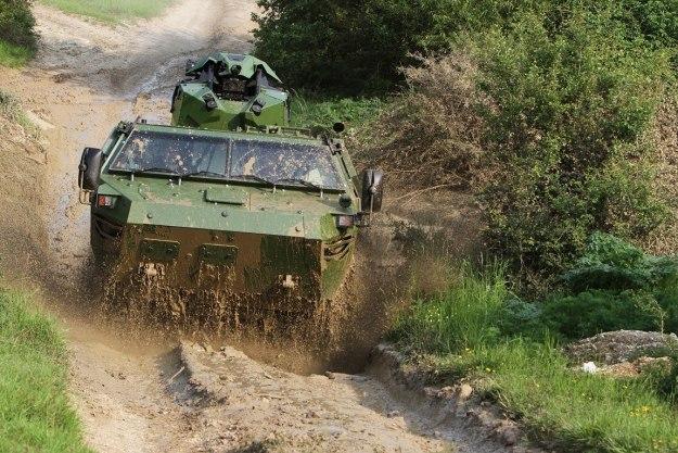 VAB Mk3 6×6 Medium Armoured Vehicle