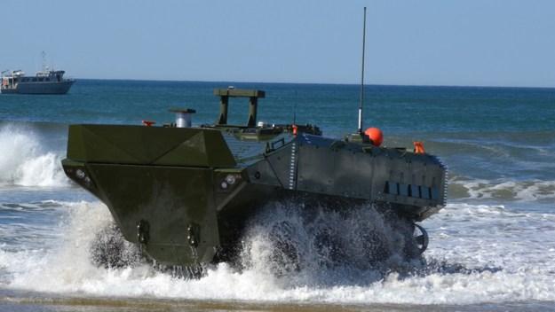 Amphibious Combat Vehicle 1.1 (ACV 1.1)