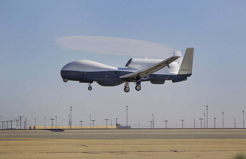 Northrop Grumman MQ-4 Triton Unmanned Aircraft