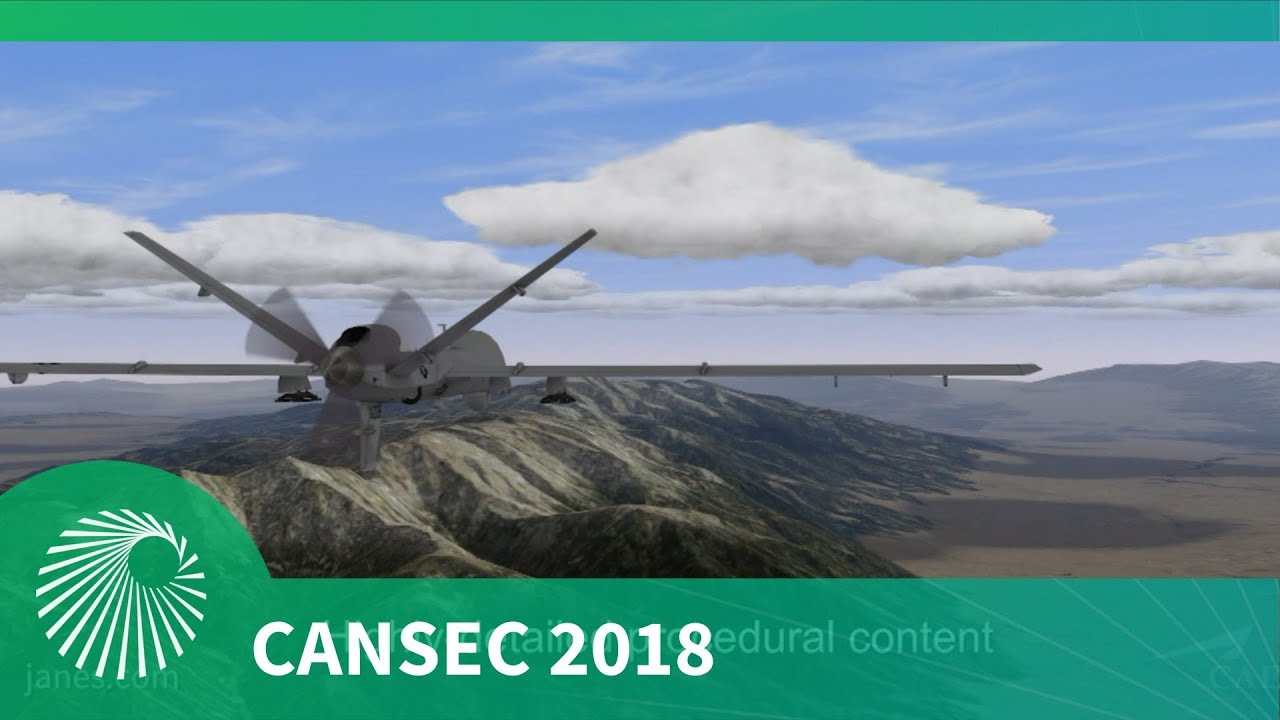 CANSEC 2018: CAE Canada reveal future programmes and partnerships