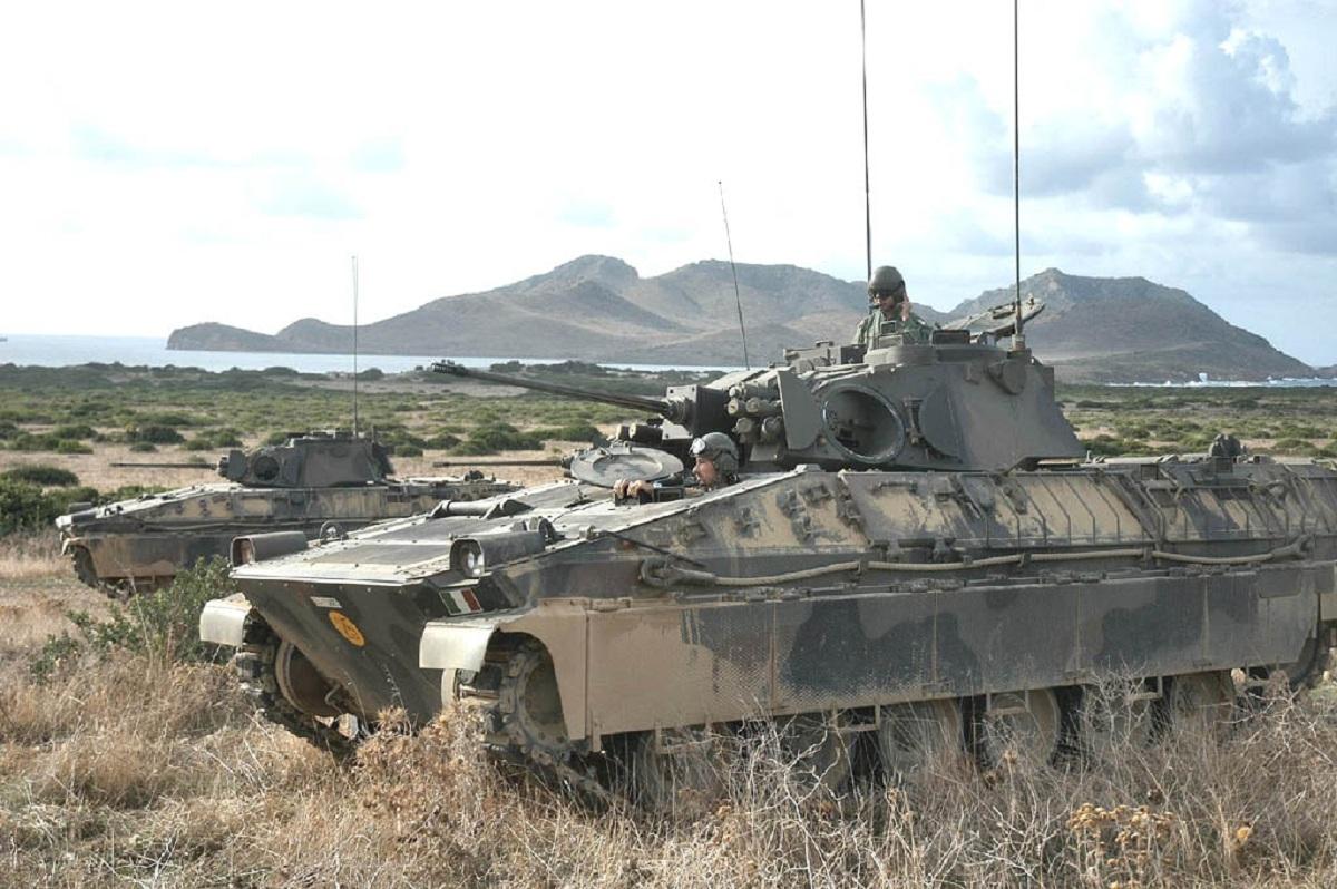 Dardo Armoured Infantry Fighting Vehicle (AIFV)