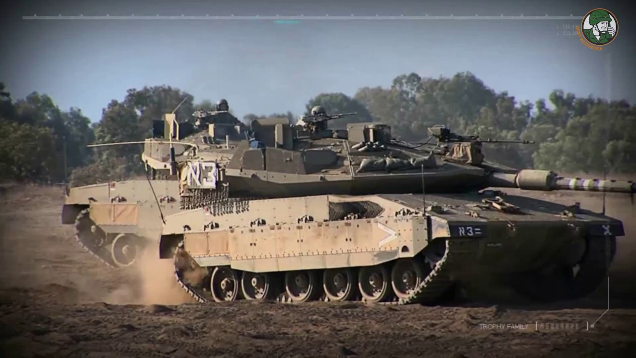 Eurosatory 2018 Rafael defense Company from Israel unveils new military equipment and technologies