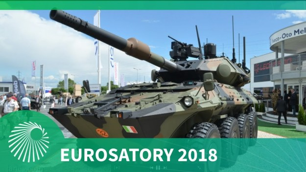 Eurosatory 2018: Show Preview