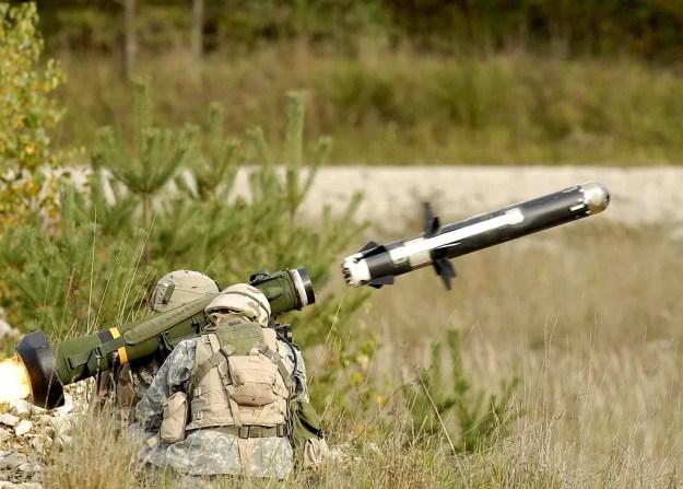 FGM-148 Javelin Anti-tank Missile
