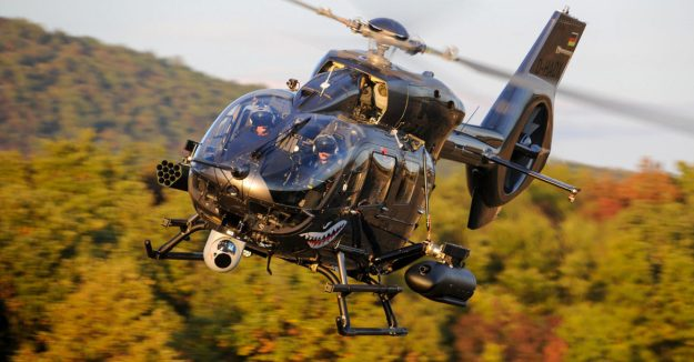 Hungarian Armed Forces orders 20 Airbus H145 military helicopters