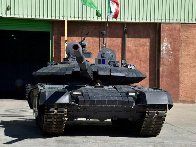 Karrar Main Battle Tank
