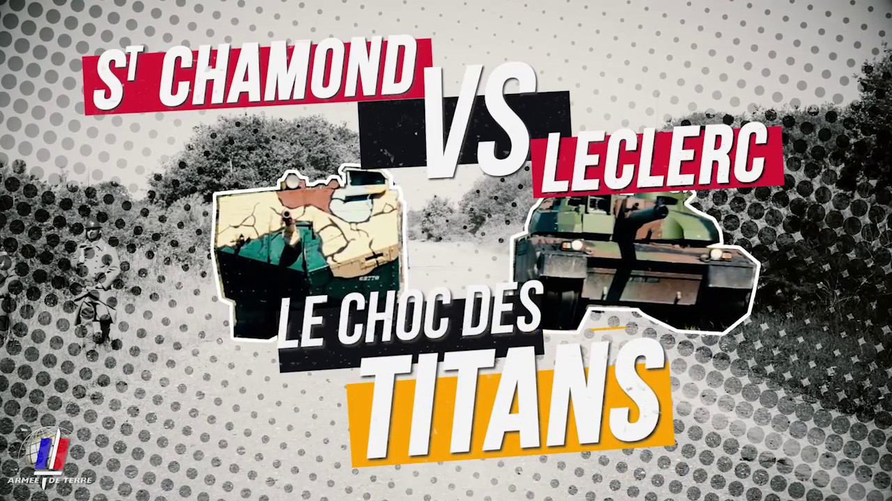 Leclerc vs. Saint-Chamond