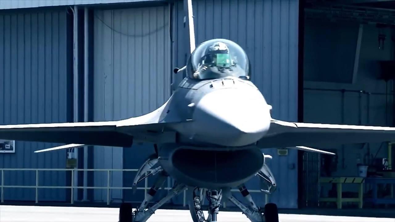 Lockheed Martin F-16 Block 70